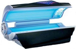 Sunbeds good in winter for vitamin D.