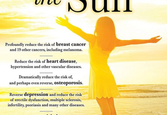 Avoid sun deprivation and stop childhood diseases.