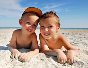 Children must not practice sun avoidance.