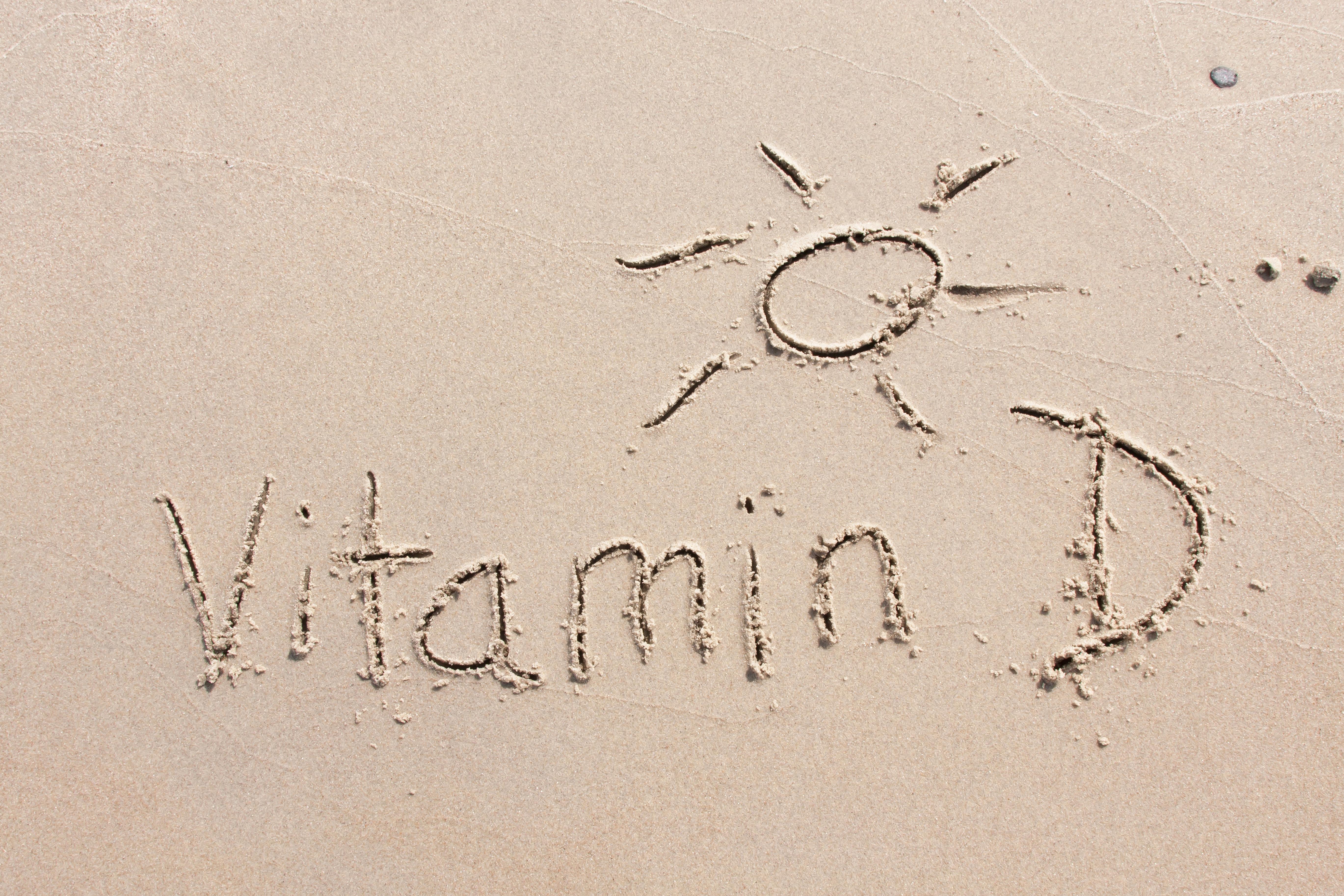 Senior citizens, sunlight, vitamin D