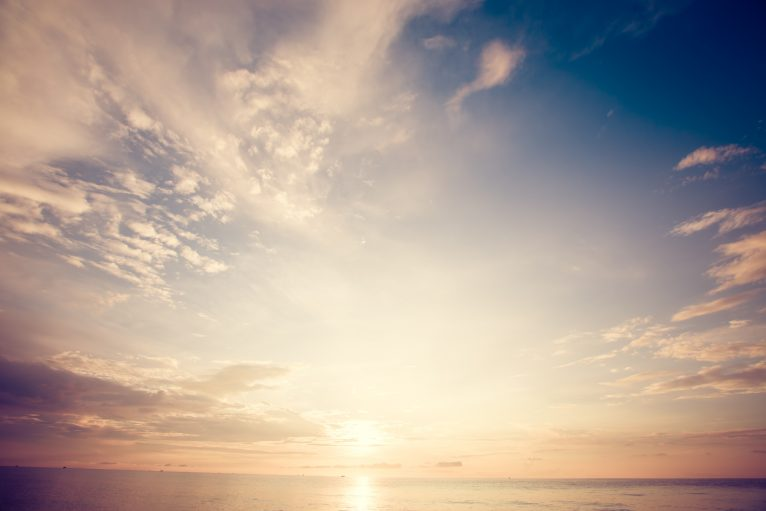 Sunlight, the great healer
