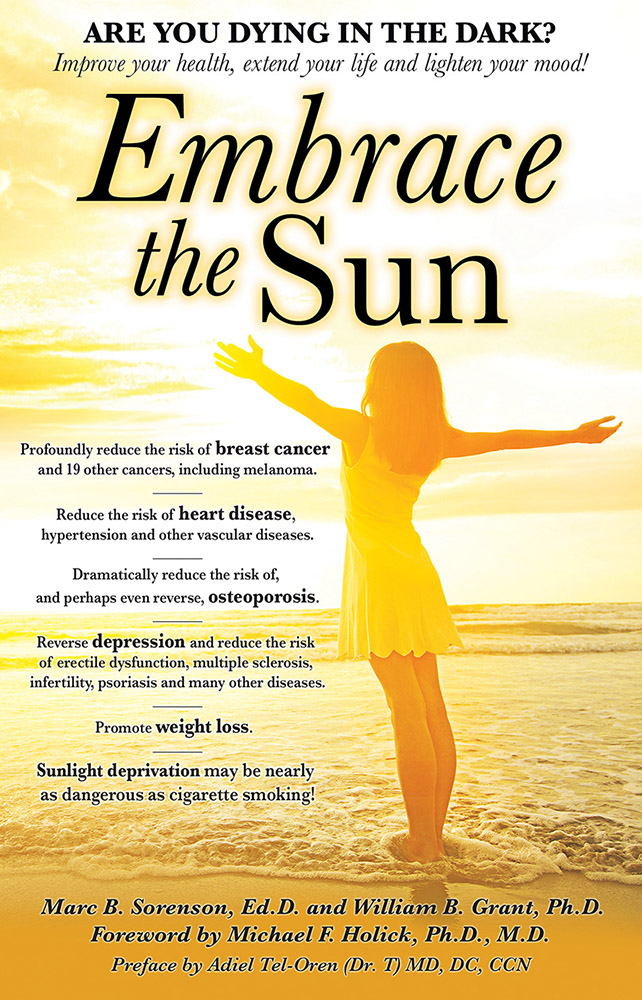 Embrace the Sun for health