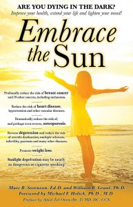 Embrace the Sun, avoid sunscreen